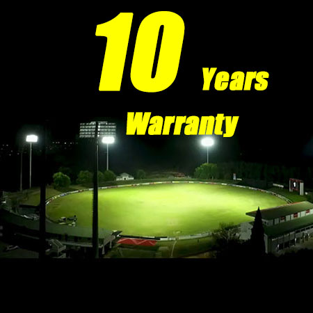National Cricket Stadium Lighting