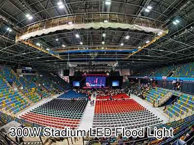 300W Stadium LED Flood Light