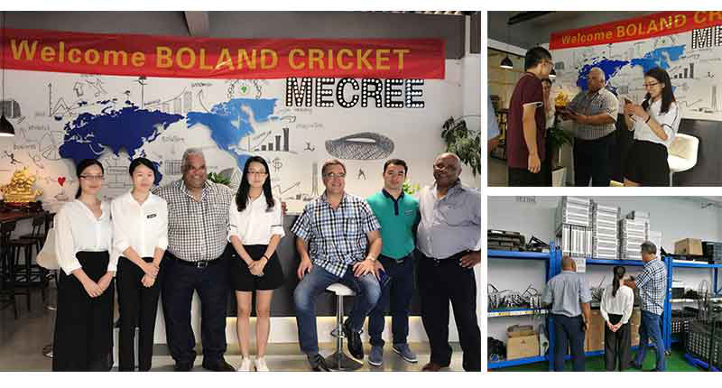 Boland Cricket LED Stadium Lighting in South Africa 1