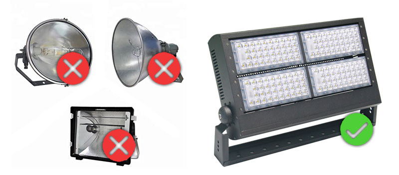 Cost of Televised Basketball Court Lighting
