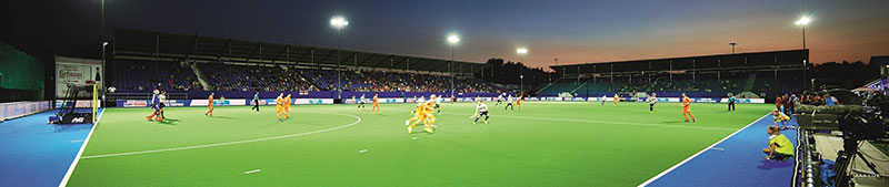 Get Flicker-free hockey field lights for your field
