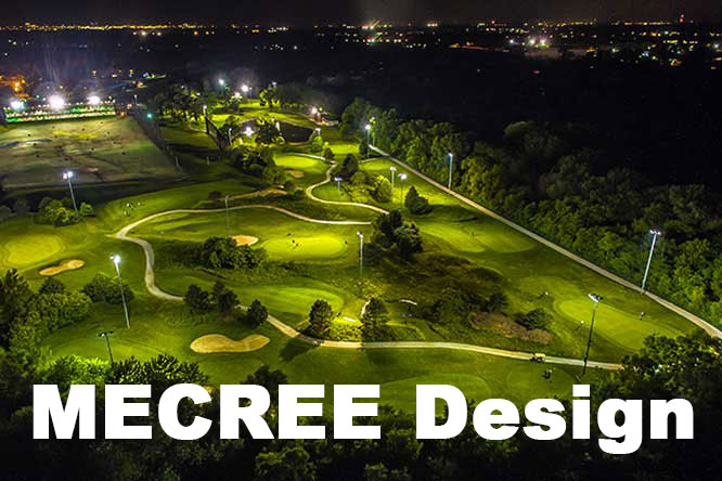 Golf Course Lighting Design Project