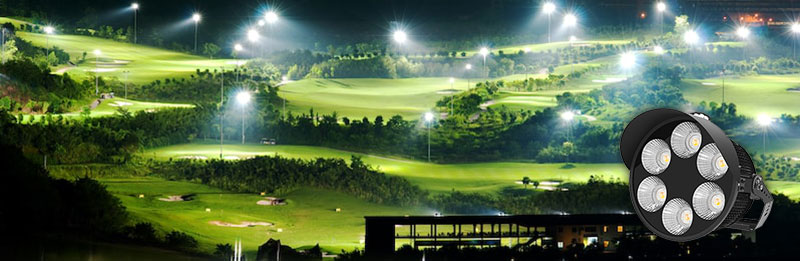 Golf Course Lighting Solution