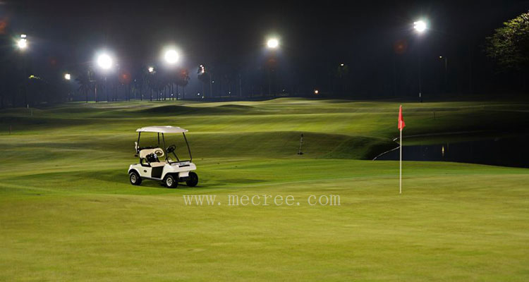 golf course lighting