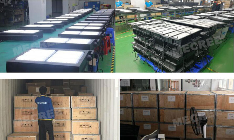 Professional badminton court lights manufacturer