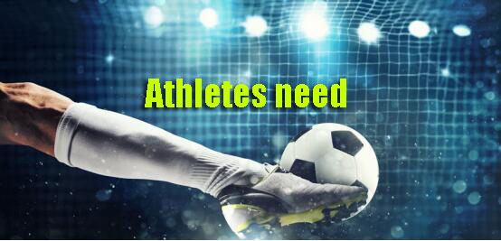 Stadium lighting is needed for athletes to play normally