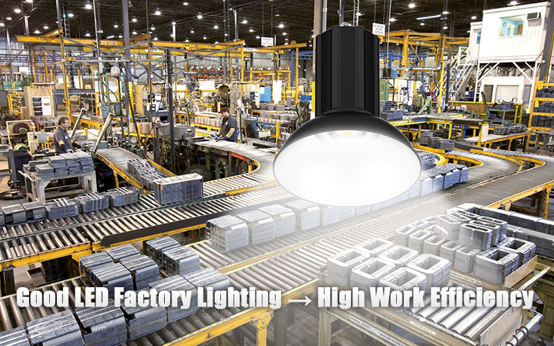 What Is The Best Factory LED Lighting Systems