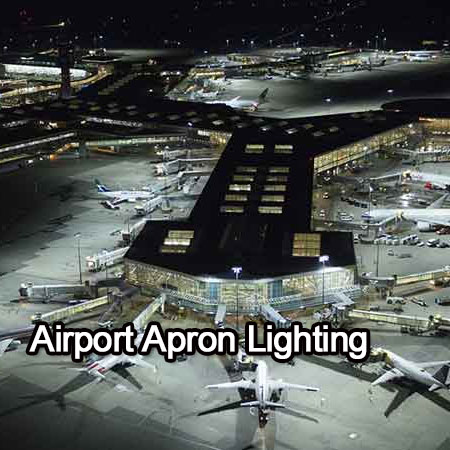 LED Airport Apron Lighting