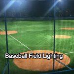 LED Baseball Field Lighting