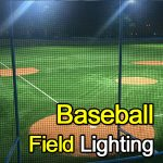 LED Baseball Field Lighting