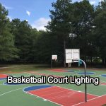 LED Basketball Court Lighting