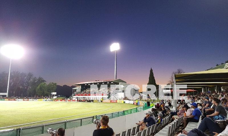 cricket stadium lights