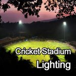 LED Cricket Ground Lighting