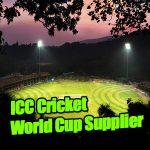 LED Cricket Ground Lighting