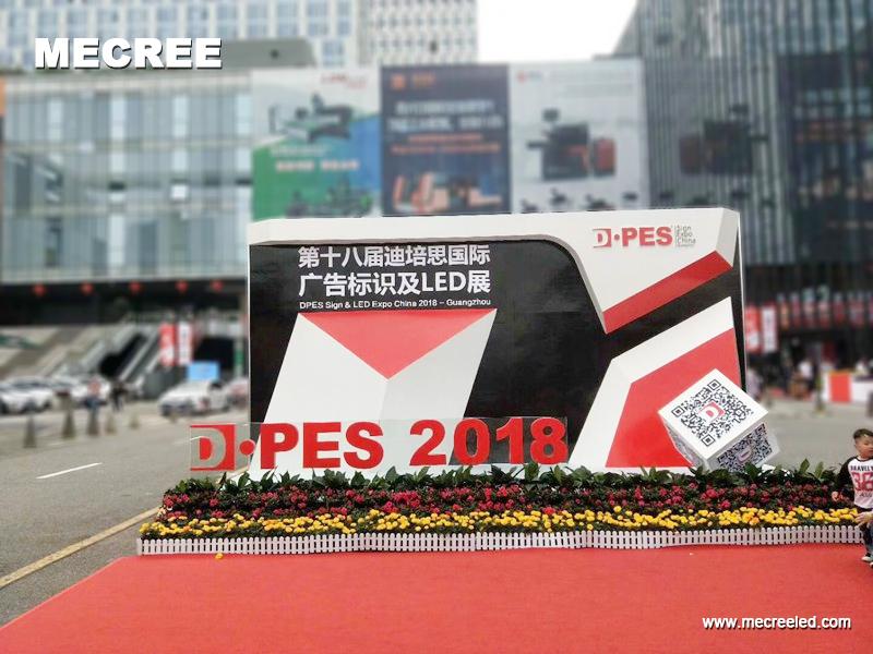 DPES Sign Expo Guangzhou 2018