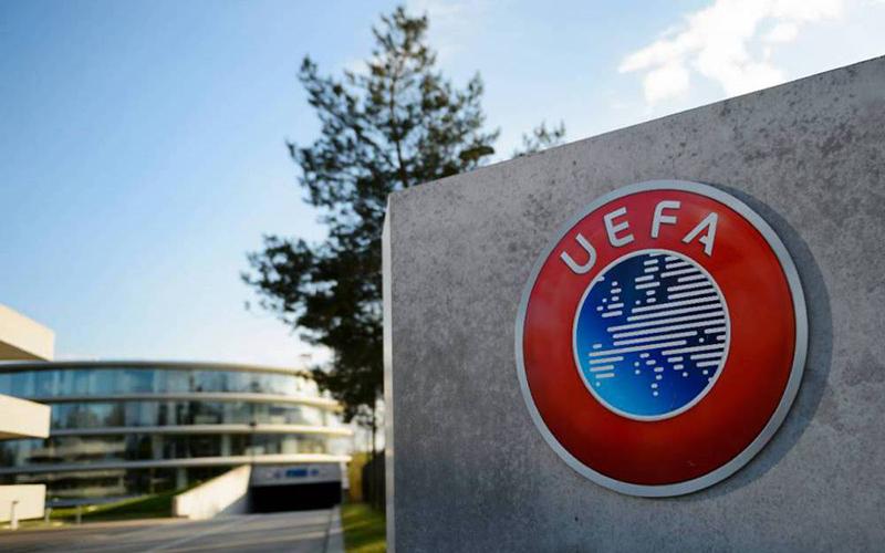 eufa soccer stadium lighting