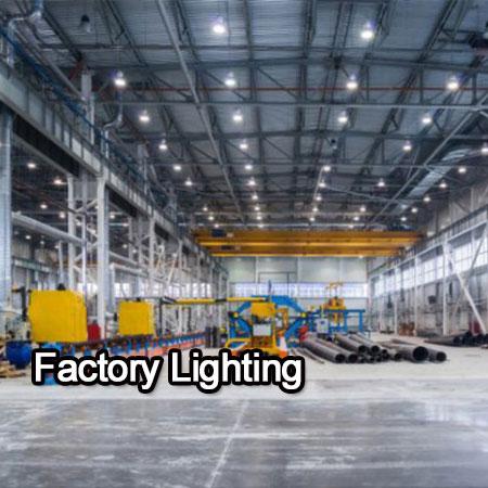 LED Factory Lighting