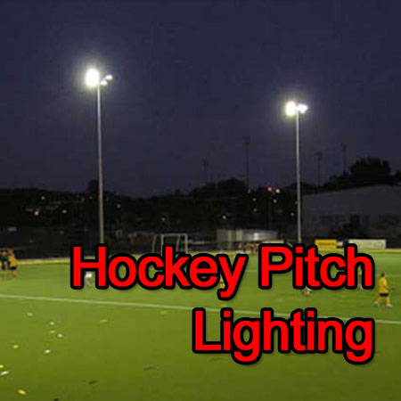 LED Hockey Pitch Lighting