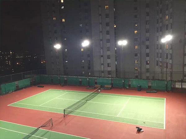 300W LED floodlight for outdoor tennis court Hong Kong