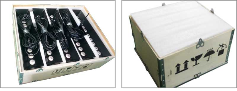 used warehouse lighting
