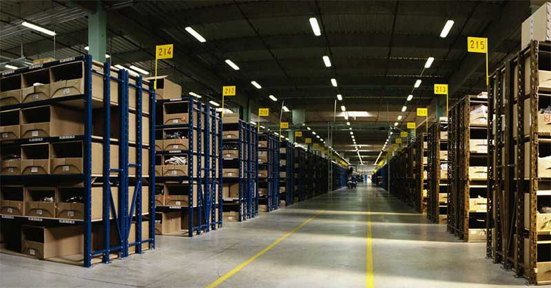 industrial warehouse led lighting