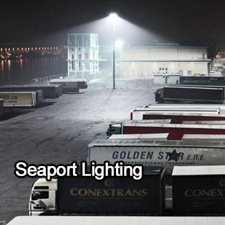 LED Seaport Lighting