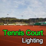 LED Tennis Court Lighting