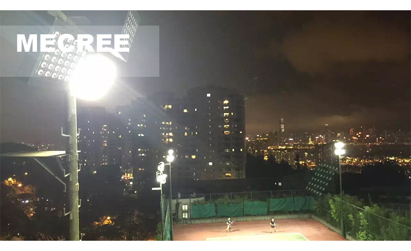 300w Led Floodlight For Outdoor Tennis Court Hong Kong Stadium Lights