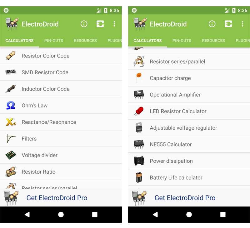 useful mobile apps for android