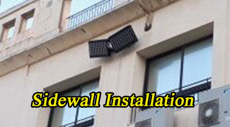 Sidewall Installation