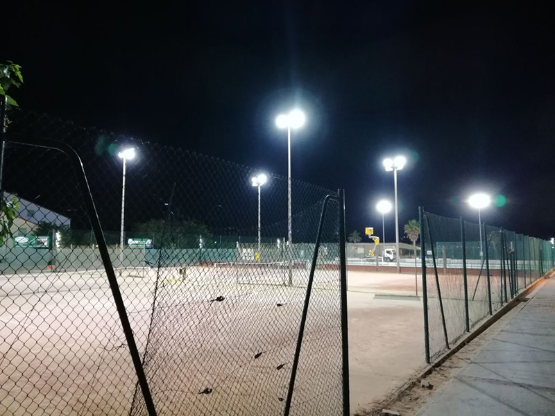 Led Tennis Court Flood Lighting Suppliers Mecree Led
