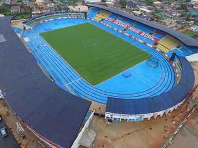LOC 21st Edition of African Senior Athletics Championship 2018 Asaba