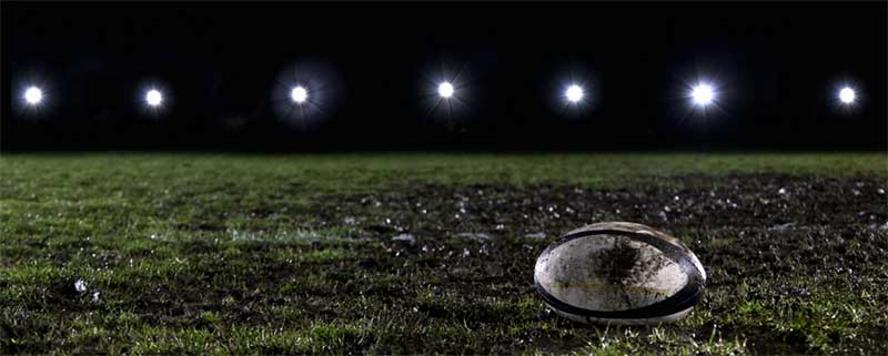 Rugby Field Lights