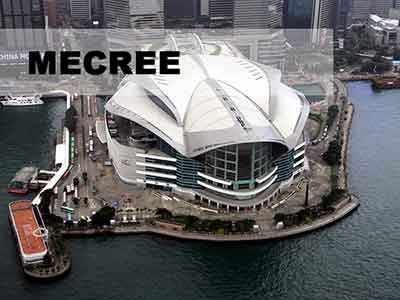 "MECREE ""Departure"" Hong Kong Spring Lighting Fair: LED Stadium Lighting ""Sword"""