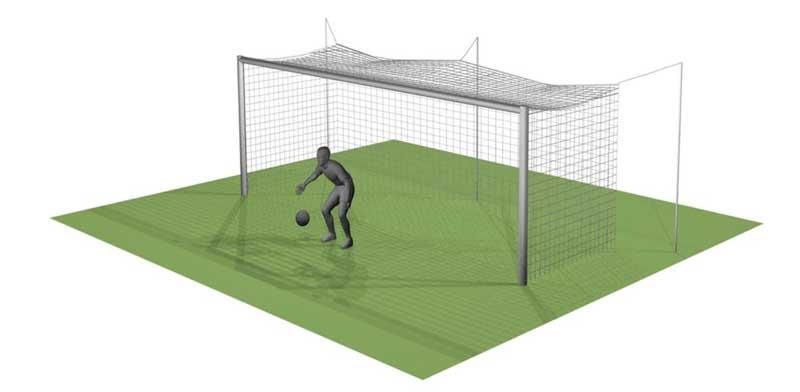 mecree led soccer field lighting