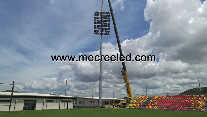soccer field lighting led