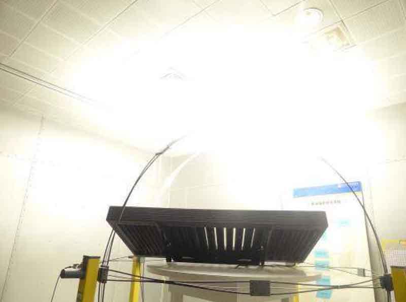 test floodlight led