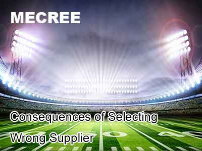 Consequences of Selecting Wrong Supplier