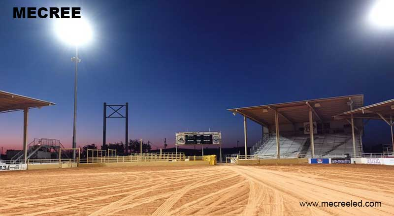 horse arena lights