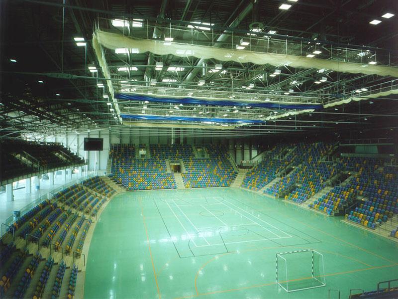indoor stadium lighting design