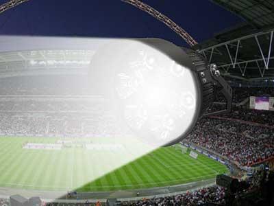 """MECREE """"star"""" product GL-SPL Series LED Stadium Lights"""