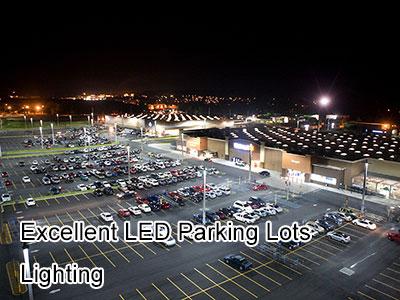 Excellent LED Parking Lots Lighting