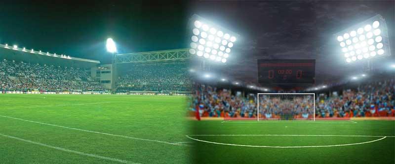 led sports stadium lighting