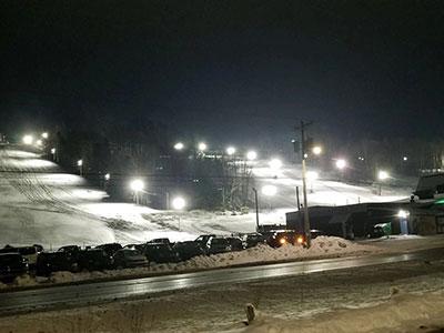 Several Important Factors of Lighting Design for Ski Resort