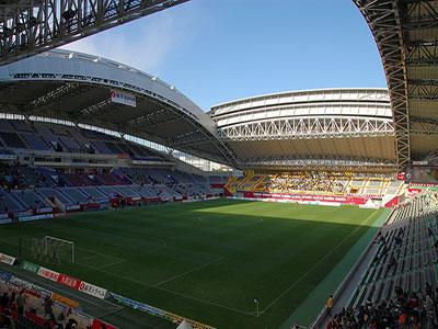 Home's stadium