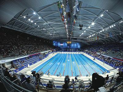 Sydney International Aquatic Centre, Australia