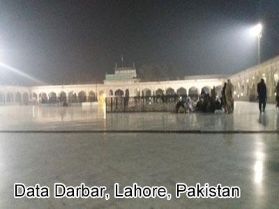 Data Darbar, Lahore, Pakistan