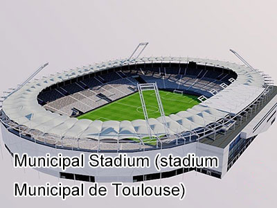 Municipal Stadium (stadium Municipal de Toulouse)