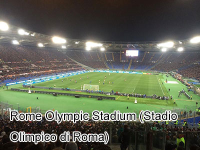 Rome Olympic Stadium (Stadio Olimpico di Roma)