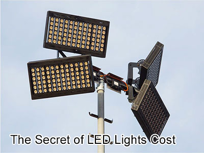The Secret of LED Lights Cost